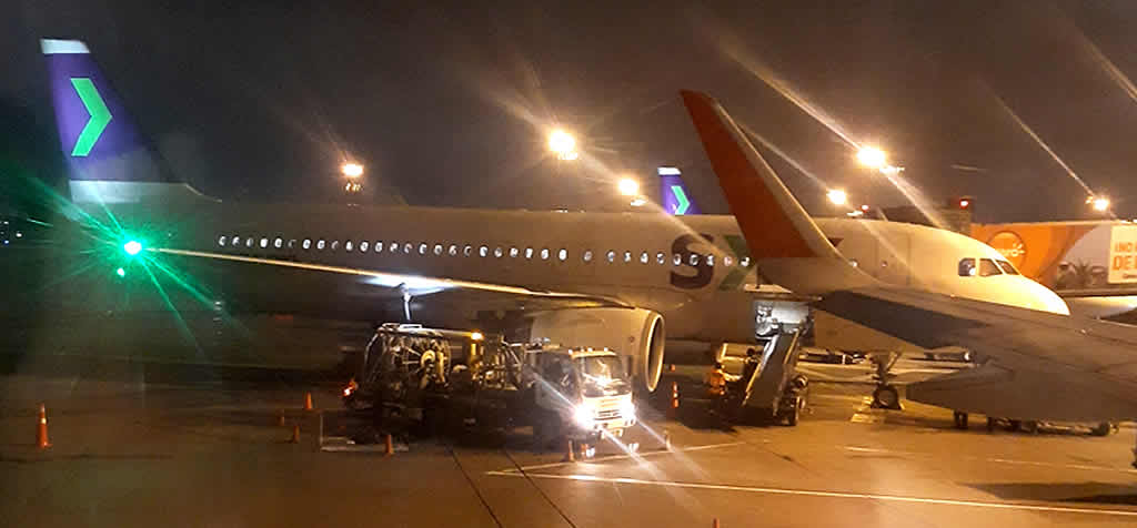avion cusco