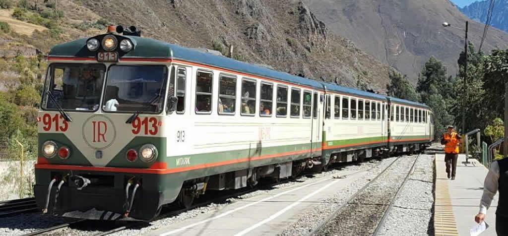 poroy train