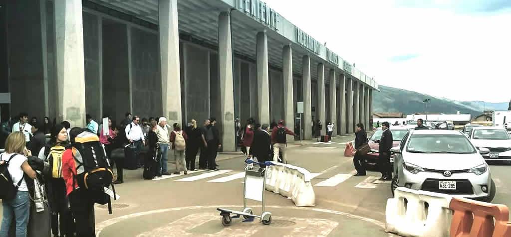 aeropuerto del cusco