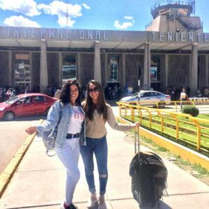 aeropuerto internacional del cusco