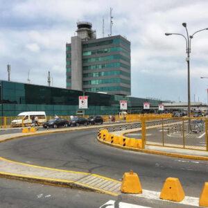 aeropuerto jorge chavez lima