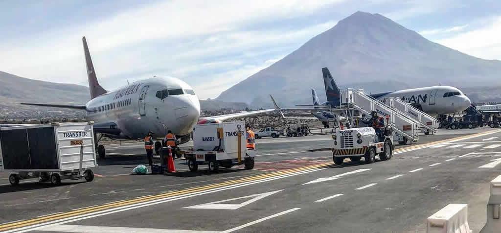 vuelos nacionales peru