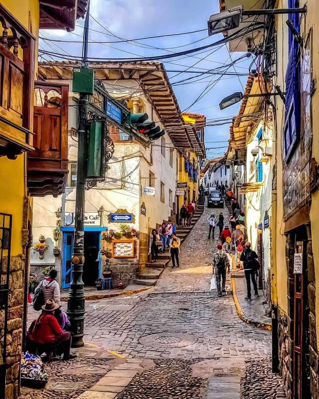 barrio de san blas cusco